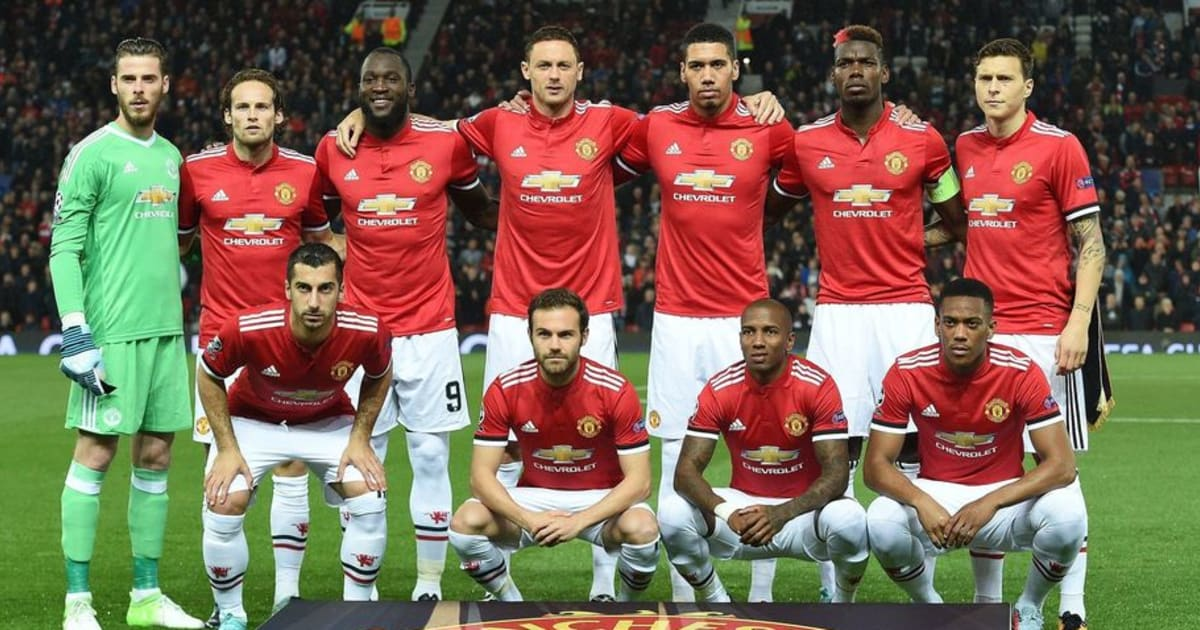 04fe75a9f Man Utd Confirm Full List of Squad Numbers for 2018 19 Including Changes    Additions