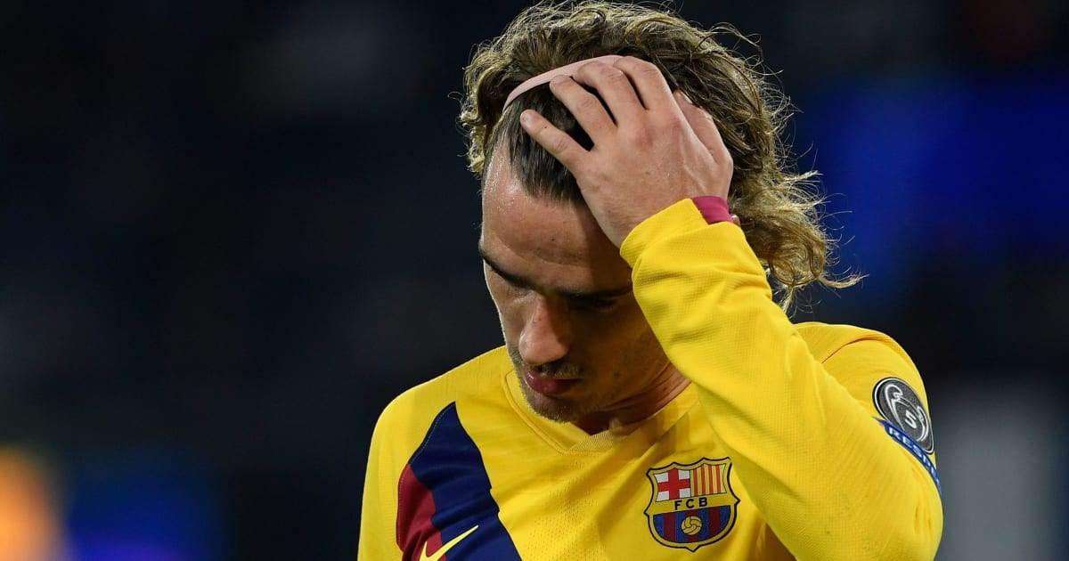 Antoine Griezmann Concedes That Communication With Barcelona Teammates Must Improve