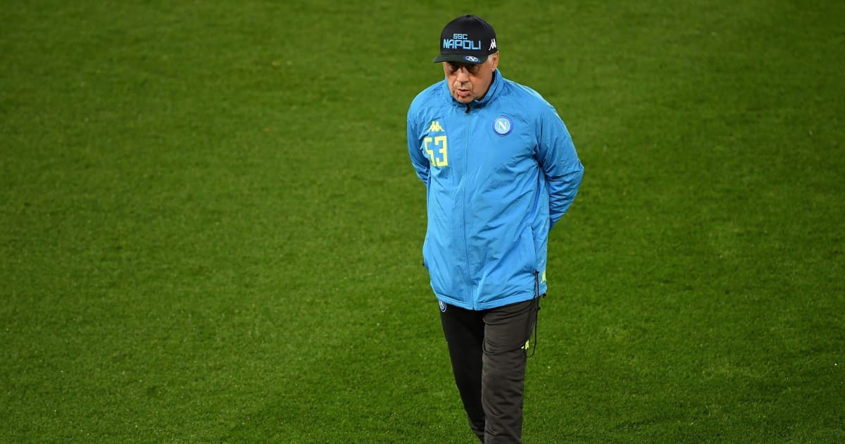 'Napoli Will Attack Liverpool in UCL Game,' Confirms Napoli Boss Carlo Ancelotti