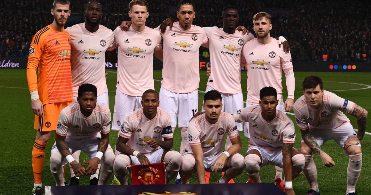 Man Utd Vs Psg: Rating Pemain Man United Vs PSG: Lukaku Kembali