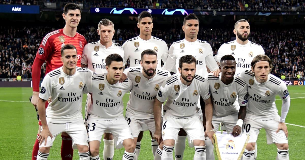 Công bố danh sách triệu tập 29 cầu thủ của Real Madrid: Vắng mặt sao khủng
