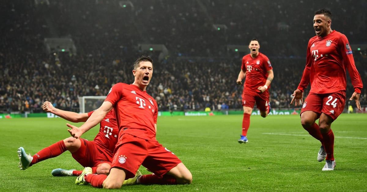 Tottenham 2-7 Bayern Munich: Report, Ratings & Reaction as ...