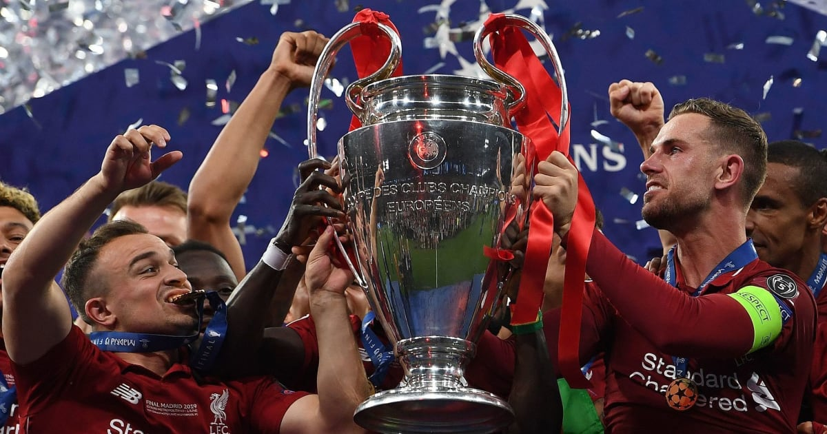 Liverpool S Total Earnings In Prize Money For Champions League Triumph Over Tottenham Revealed 90min