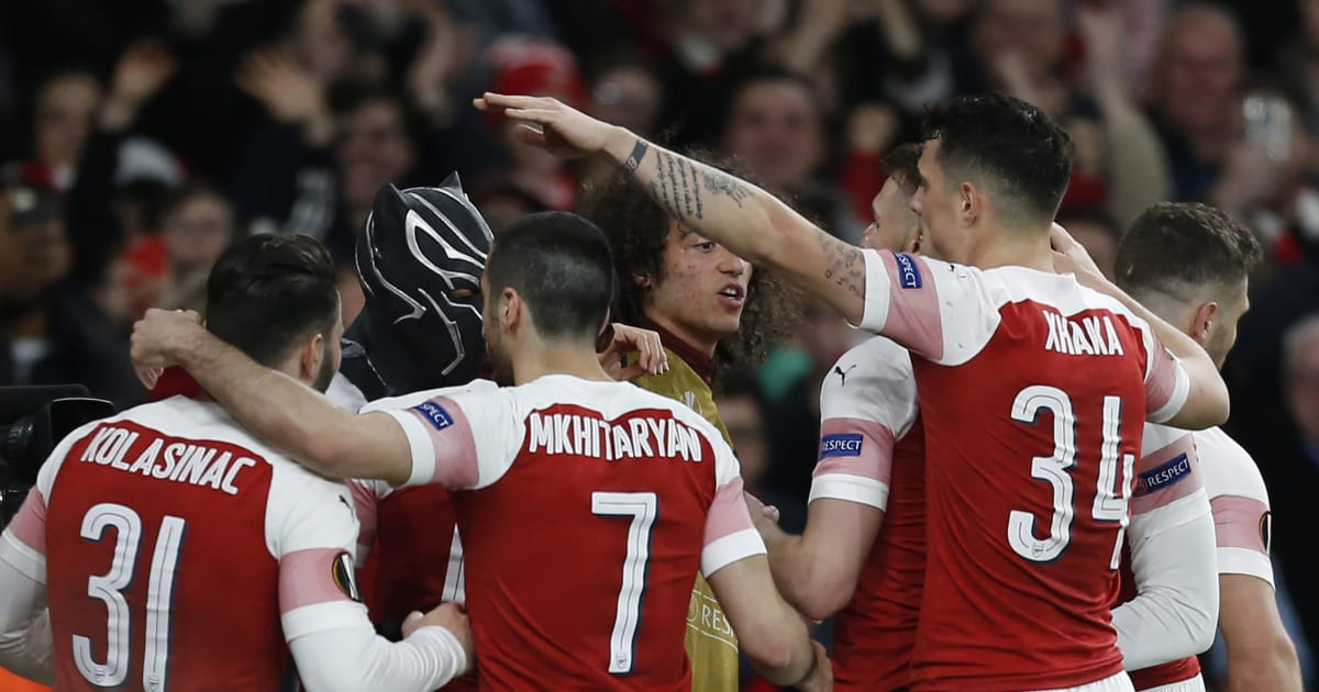 Arsenal Rennes Picture: Rating Pemain Arsenal Vs Rennes
