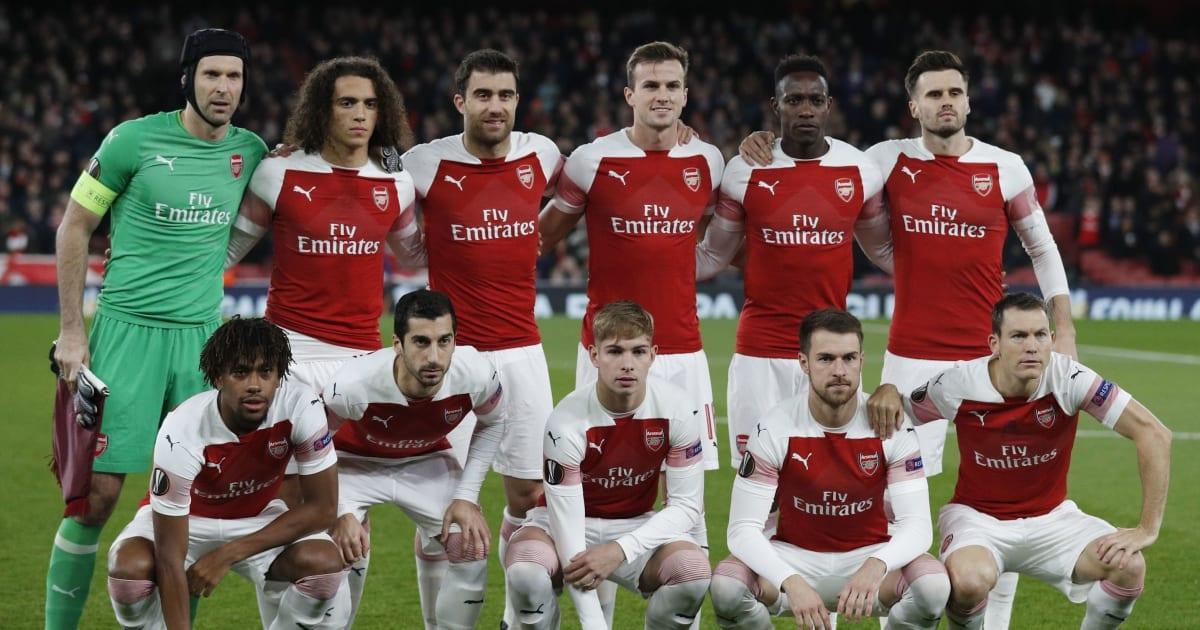 Arsenal mất 5 cầu thủ trước thềm Chung kết Europa League
