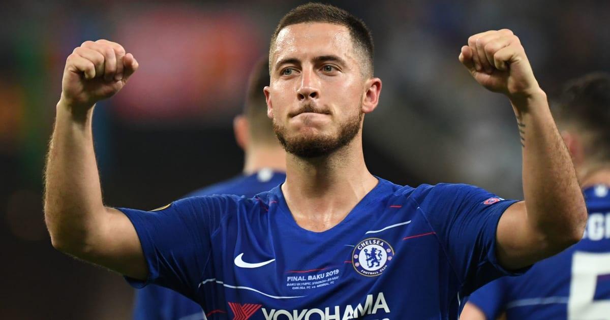 CHÍNH THỨC! Hazard xác nhận tương lai sau khi Chelsea vô địch Europa League