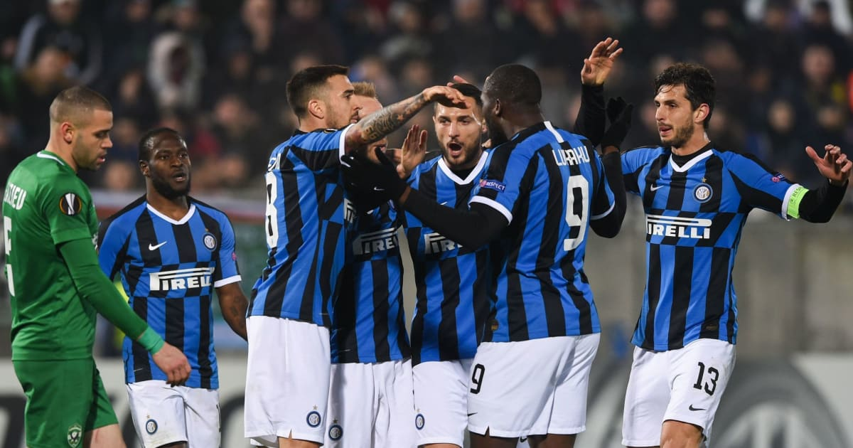 Inter vs Ludogorets Preview: How to Watch on TV, Live Stream, Kick Off Time & Team News