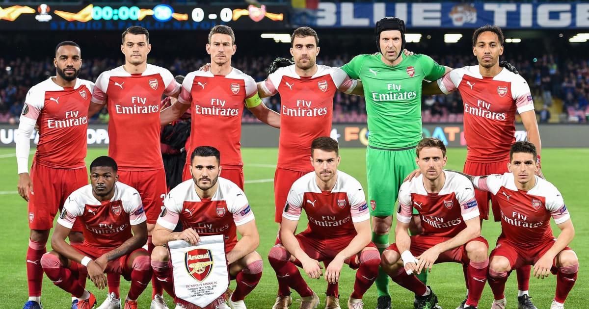 Đội hình Arsenal tan hoang trước trận gặp Crystal Palace