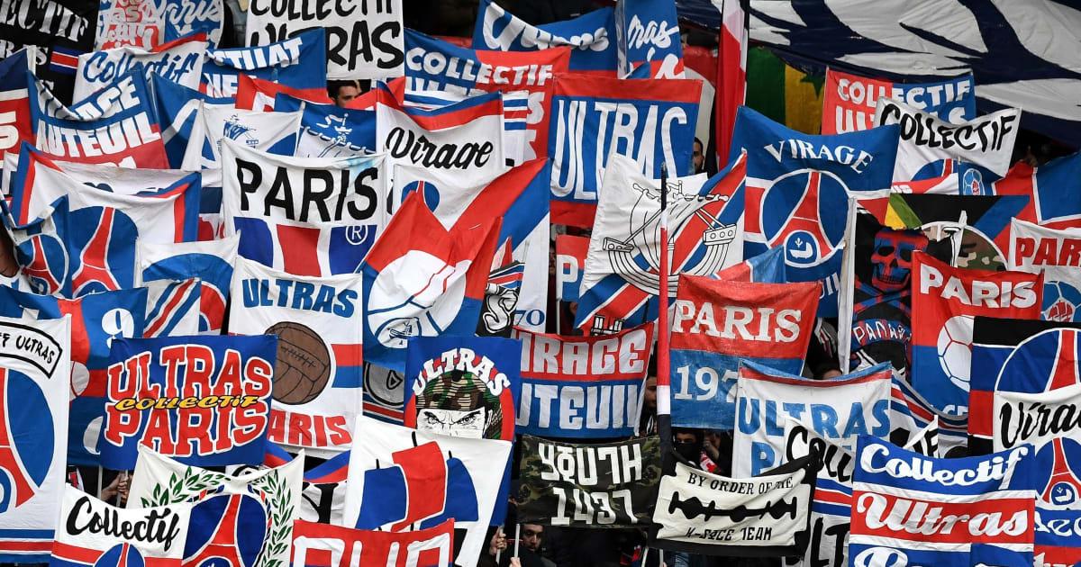 PSG Ultras Unfurl Banner Slamming Mbappe, Neymar & Silva Before Bordeaux Clash