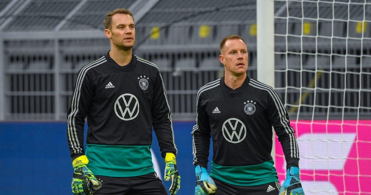 Ter Stegen mâu thuẫn với Neuer, câu trả lời đã rõ