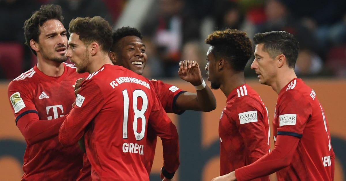 Bayern Vs Liverpool Photo: Liverpool Vs Bayern Munich: Niko Kovac's Best Available