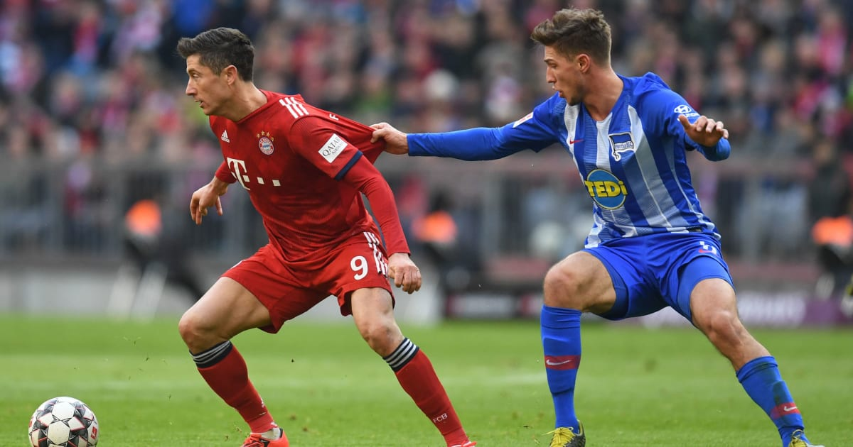 Bayern Vs Hertha Live Stream