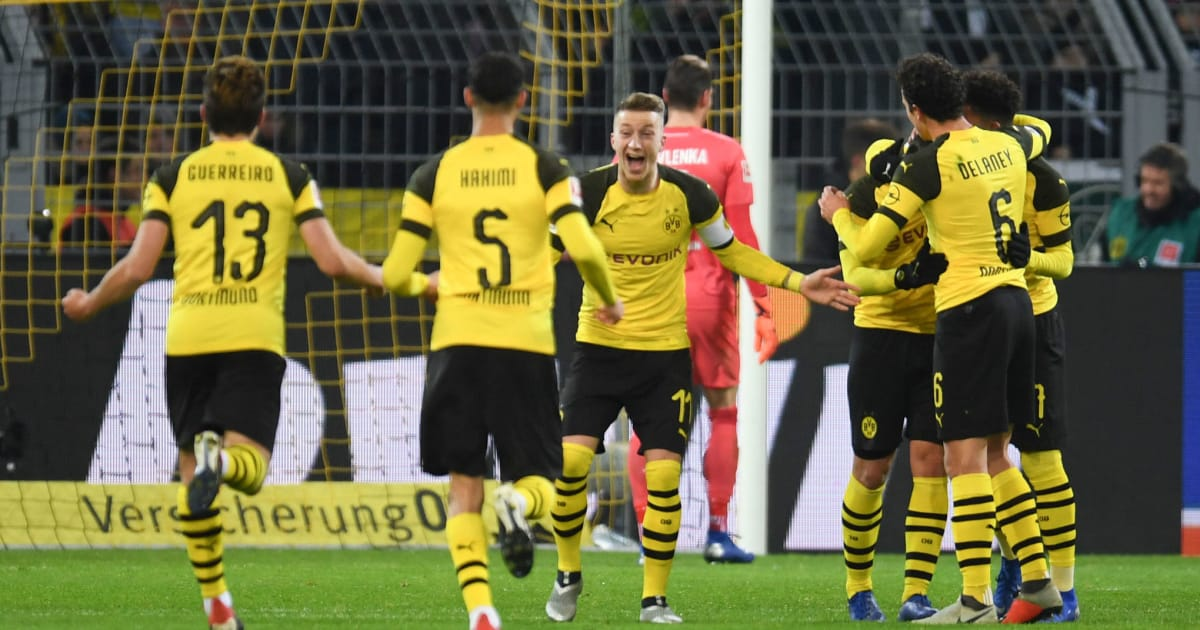fortuna dusseldorf vs dortmund preview where to watch kick off time live stream team news. Black Bedroom Furniture Sets. Home Design Ideas