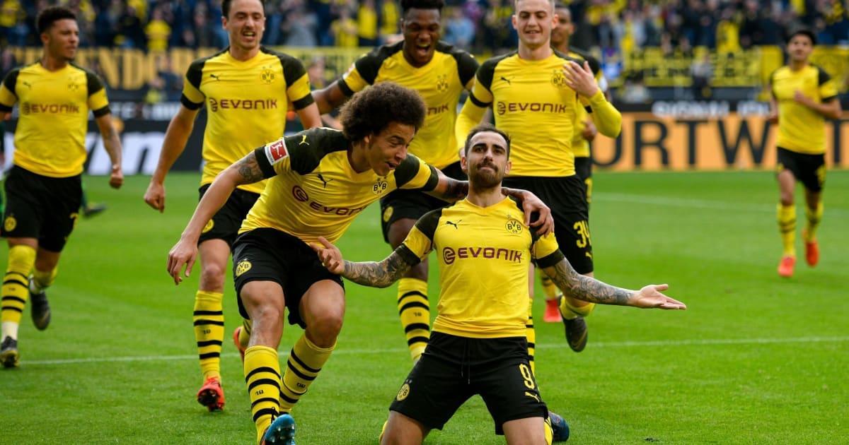 Dortmund Wolfsburg AnstoГџ