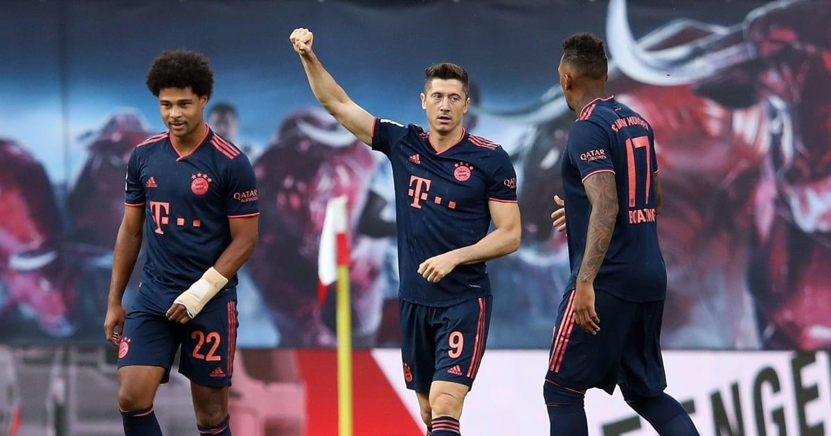 Bayern Vs Roter Stern Belgrad