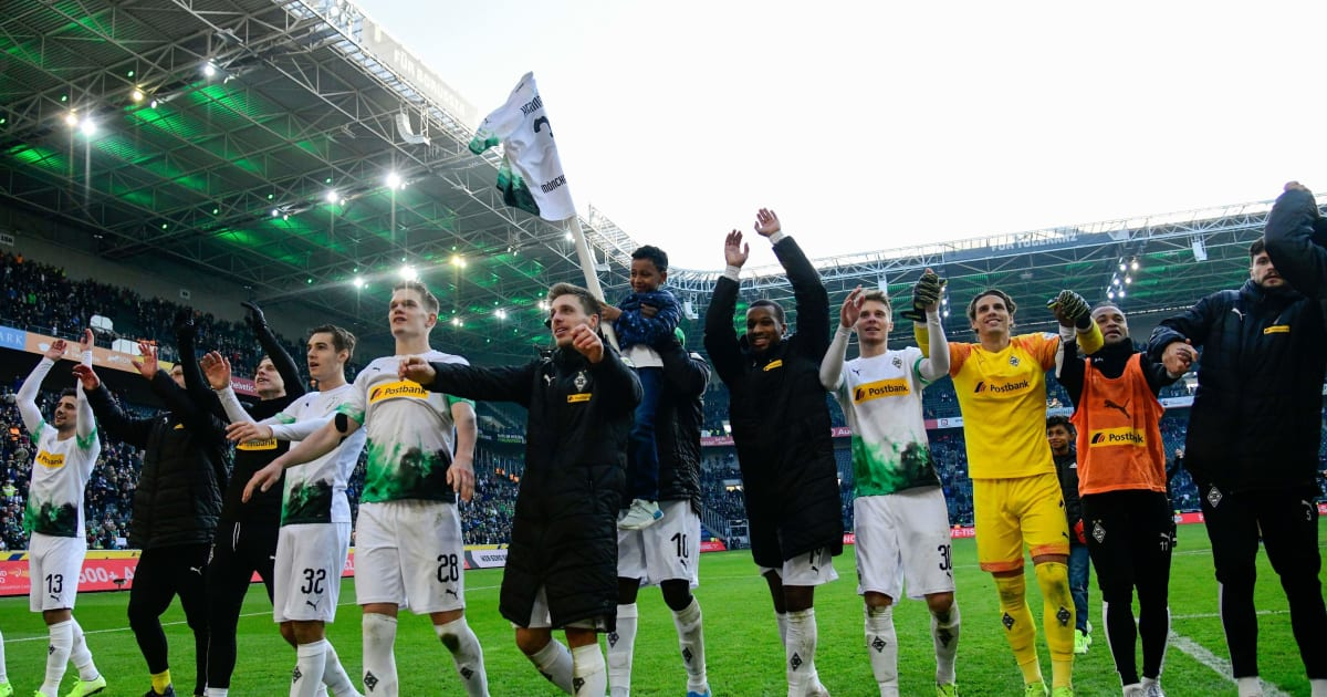 Borussia Mönchengladbach: Der Teamgeist als Fundament des Erfolgs - 90min
