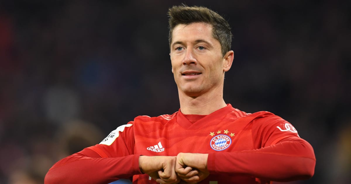 Robert Lewandowski Reveals Why He Was 'Really Thinking' About Joining Man Utd in 2012
