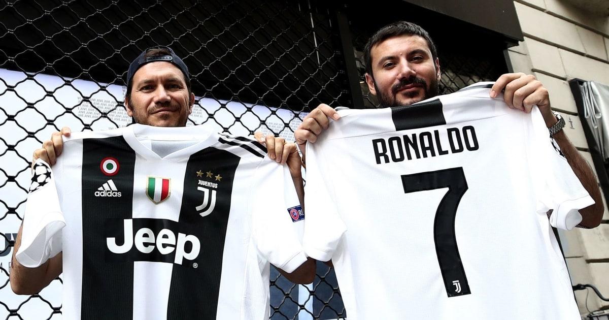Cristiano Ronaldo Juventus Shirt Sales Are Incredible But Won't ...