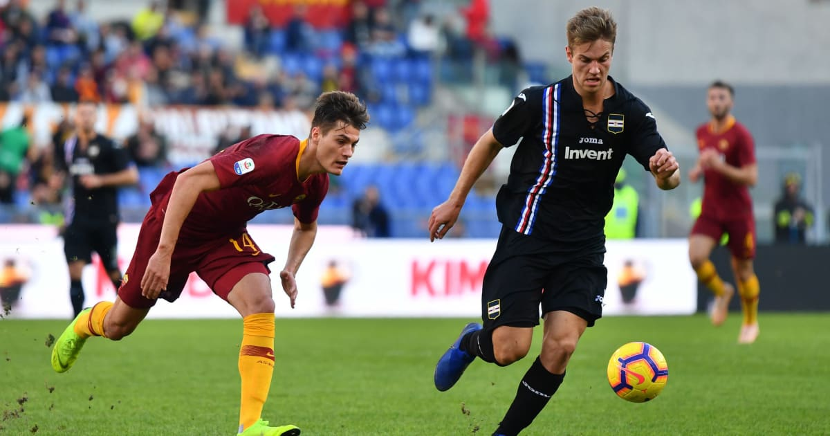 Tottenham 'Hold Talks' With Sampdoria Over Highly Rated Defender Joachim Andersen
