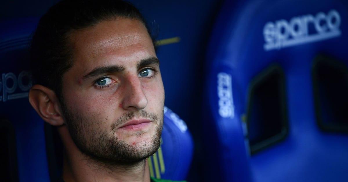 Juventus : Pourquoi Adrien Rabiot ne joue pas