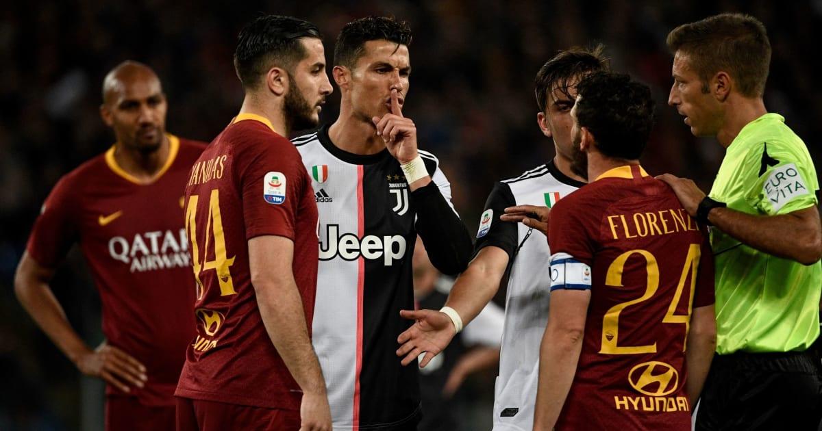 juventus vs roma - photo #38