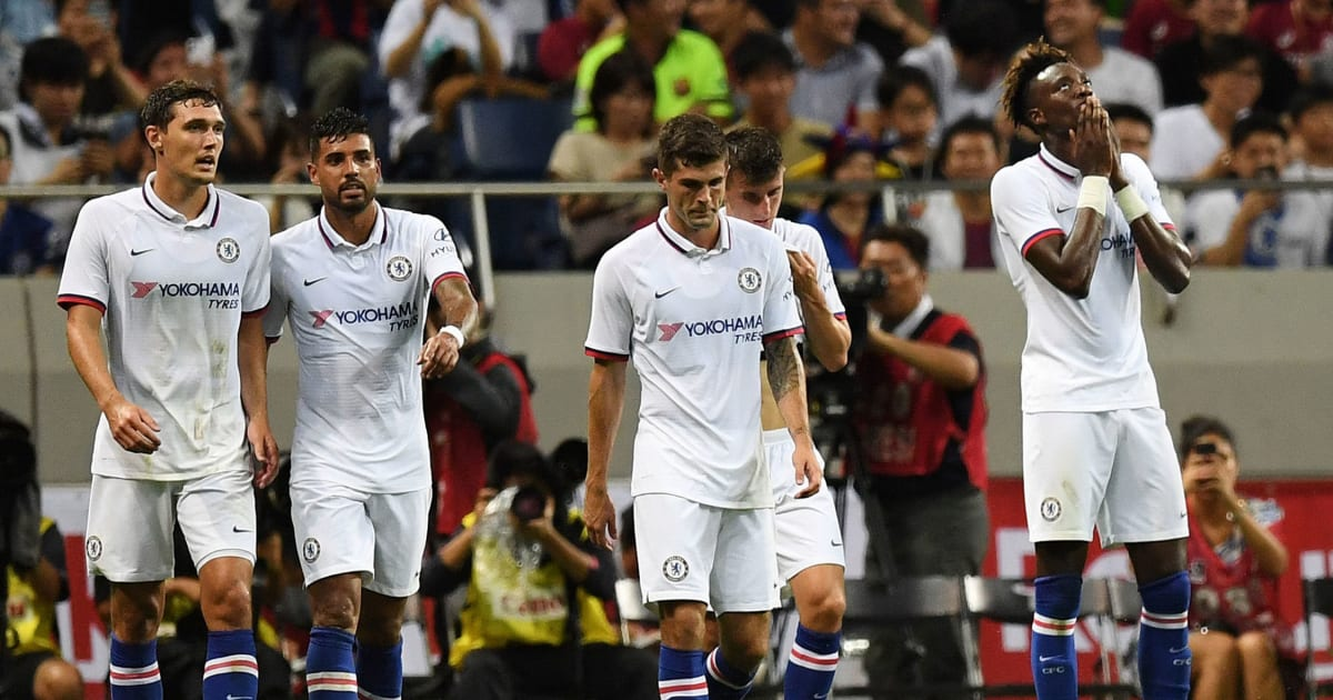 6 Things We Learned From Chelsea's Pre-Season Win Over ...