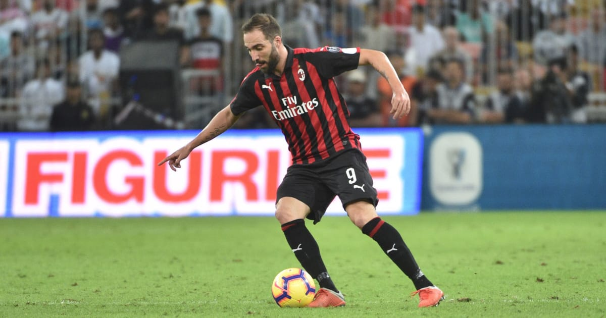Chelsea Close in on Gonzalo Higuain as Milan Seal Replacement & Alvaro Morata Agrees Loan Exit