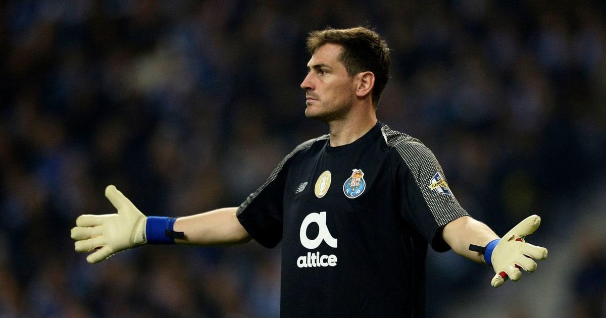 Real Madrid ra thông cáo chính thức về bệnh tình của Iker Casillas