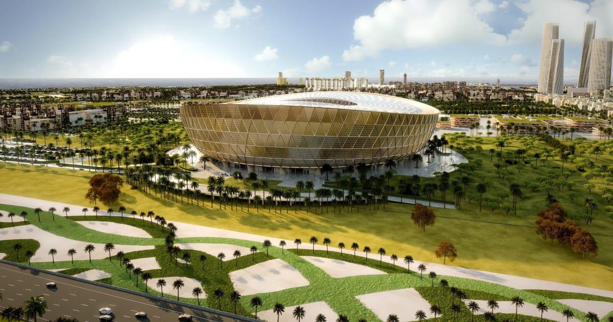 Stunning Lusail Stadium Designs Unveiled By Qatar 2022 World Cup Organisers