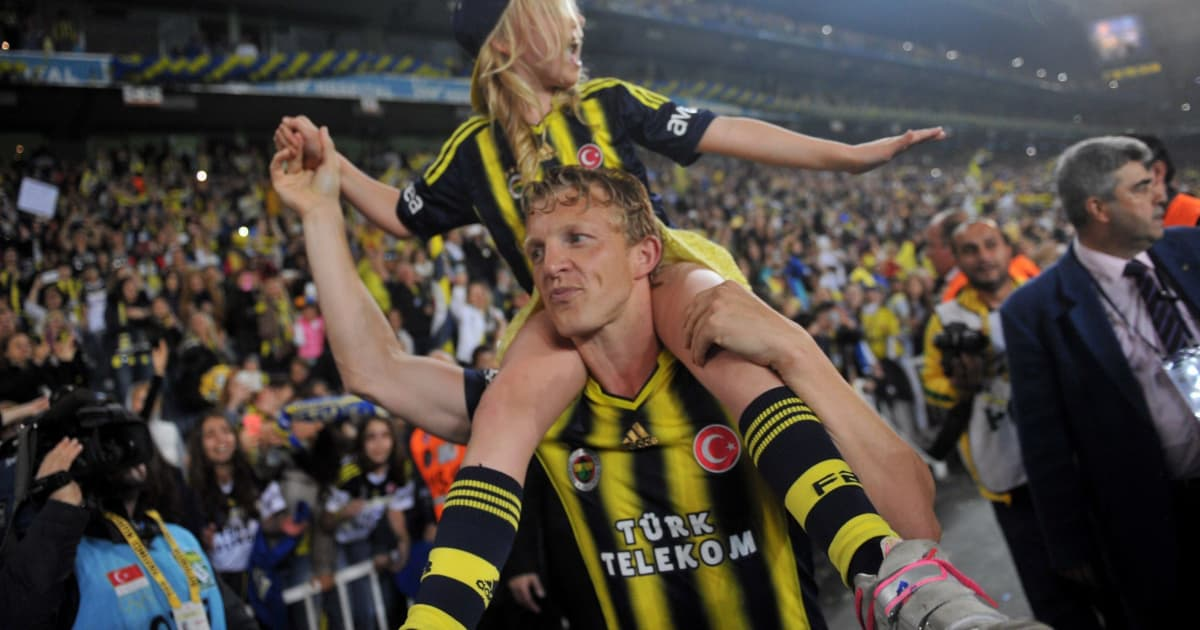 Dirk Kuyt Wants To End Career