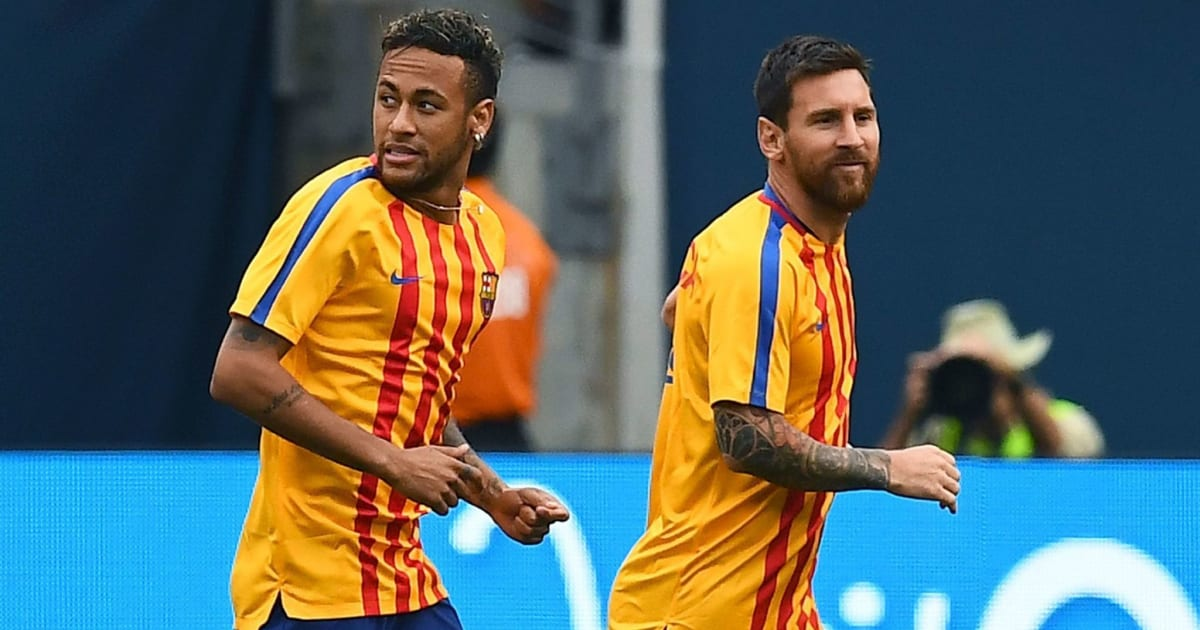Barcelona Under Pressure to Re-Sign Neymar to Appease Lionel Messi