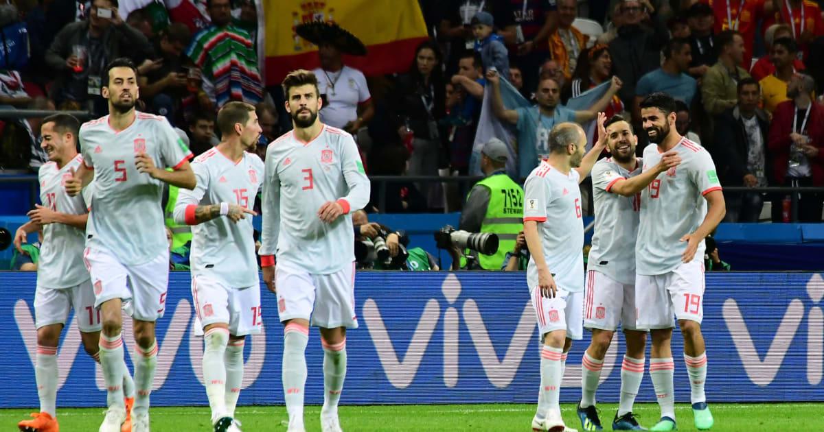 Iran 0-1 Spain: Diego Costa & VAR Give La Roja Deserved