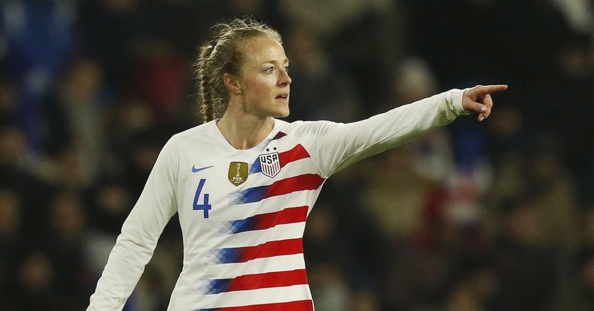 Women's World Cup Stars: Profiling Becky Sauerbrunn