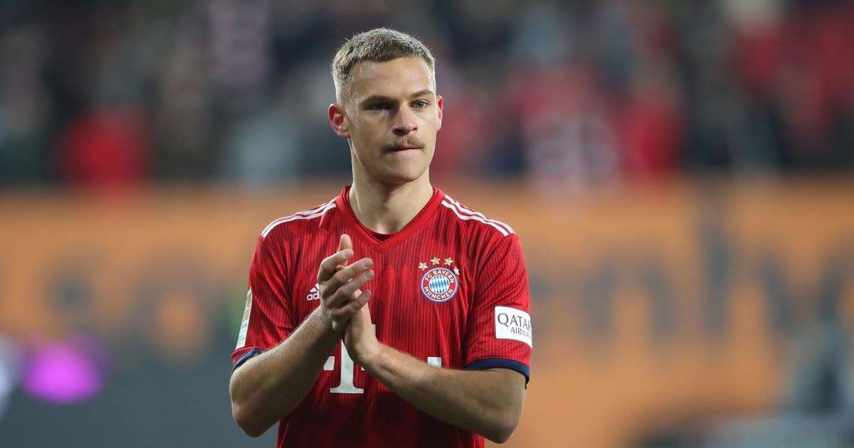 Joshua Kimmich Insists Bayern Munich Go Into Champions League Tie With Liverpool as Underdogs