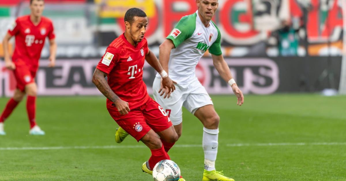 Fc Bayern Augsburg