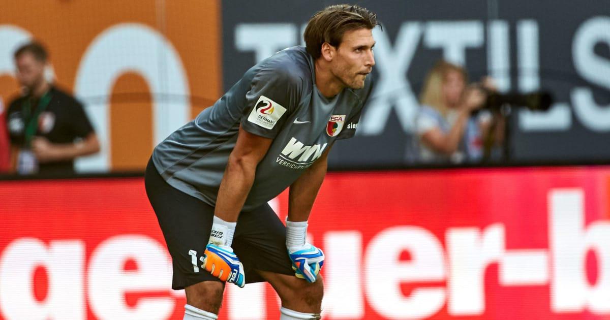 FCA: Fabian Giefer trotz Kobel-Transfer optimistisch