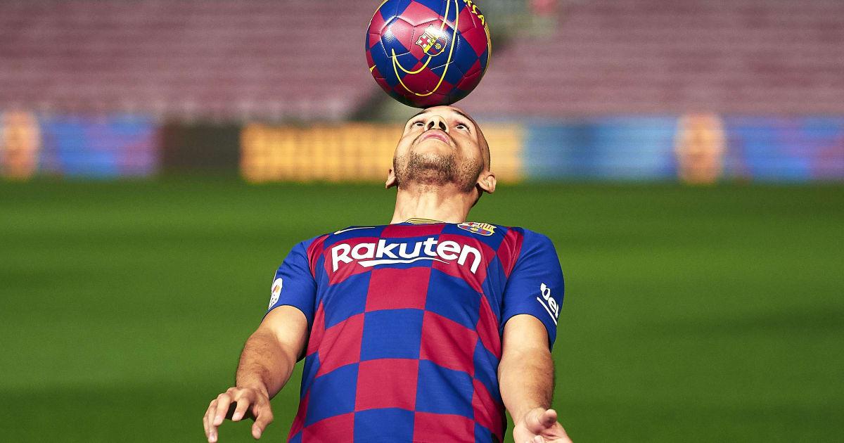 Barça-Neuzugang Braithwaite blamiert sich bei seiner Vorstellung