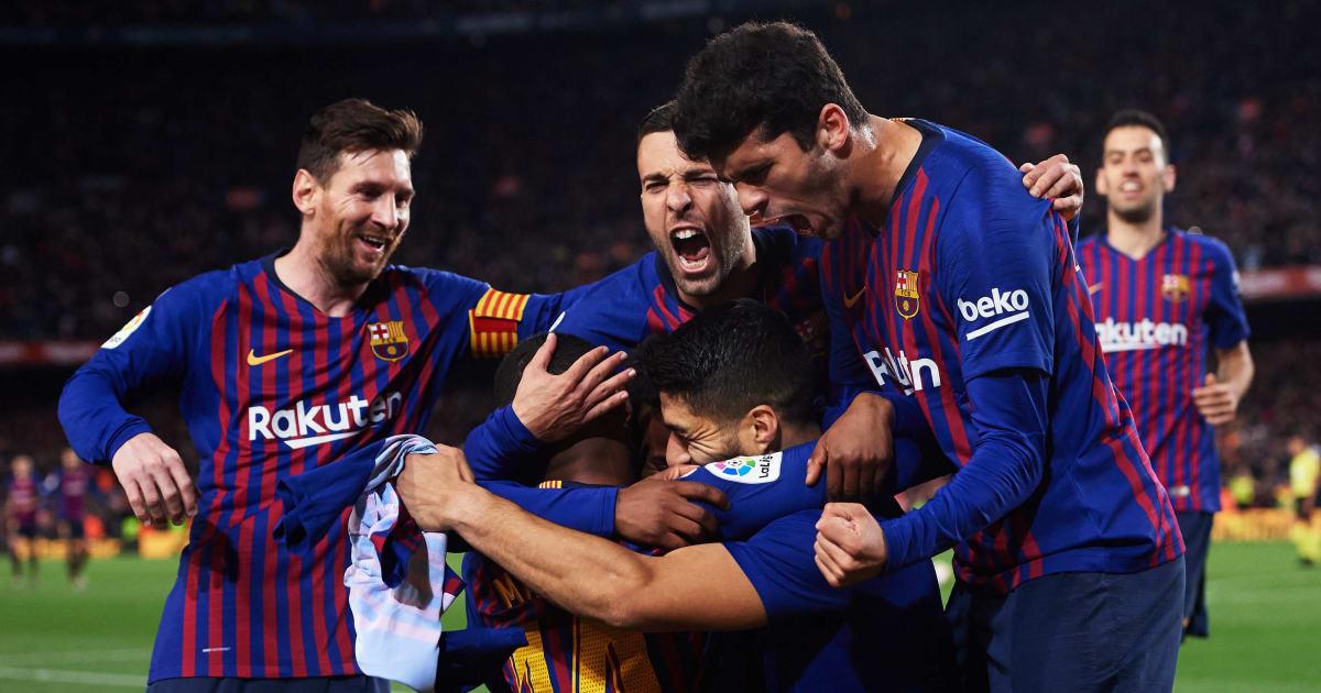 Prediksi Lineup Real Madrid Vs Getafe La Liga: Prediksi Lineup Barcelona Vs Real Sociedad - La Liga