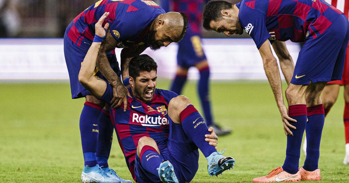 Suárez-Zukunft bei Barça: Abstellgleis oder wichtiger denn je?