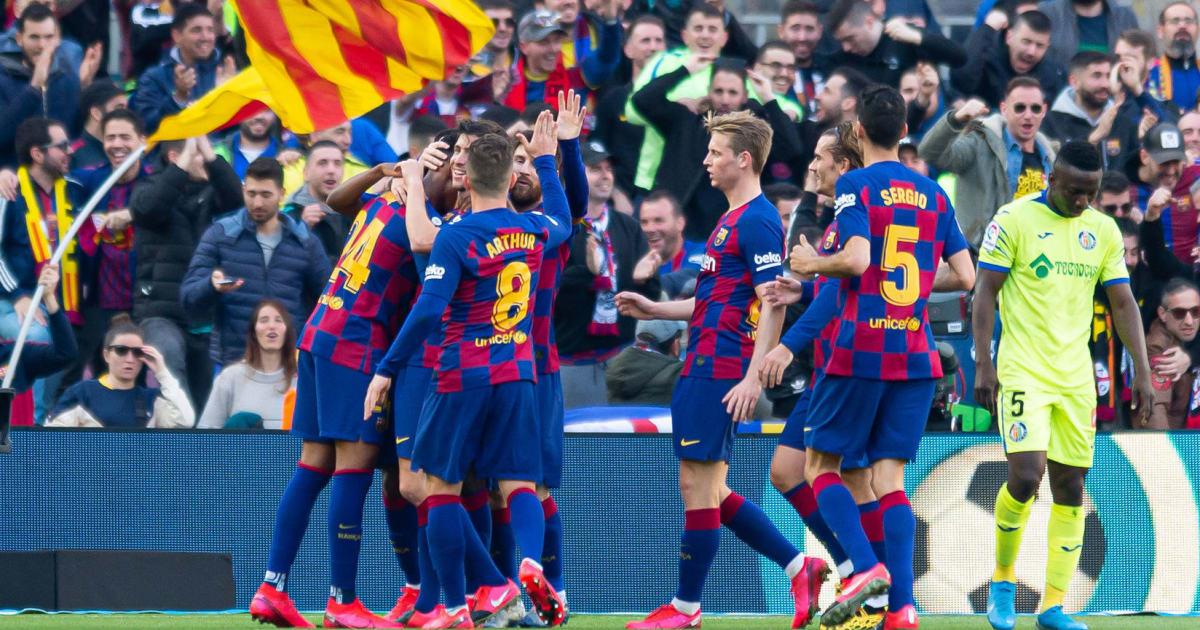 Barcelona vs Eibar Preview: How to Watch on TV, Live Stream, Kick Off Time & Team News