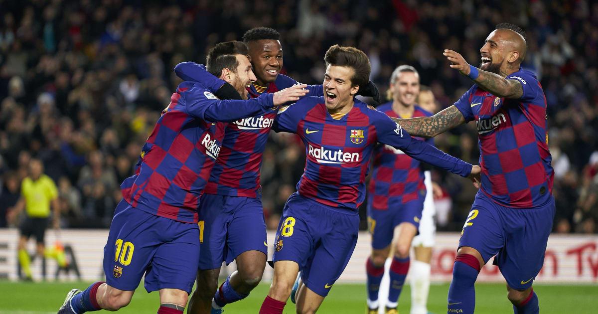 UD Ibiza vs Barcelona - Copa del Rey: Live Streaming ...