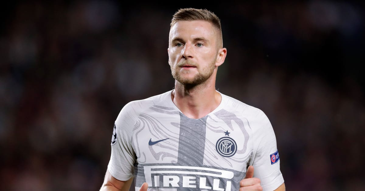 Inter Ready to Offer Contract Extension to Premier League Target Milan Skriniar