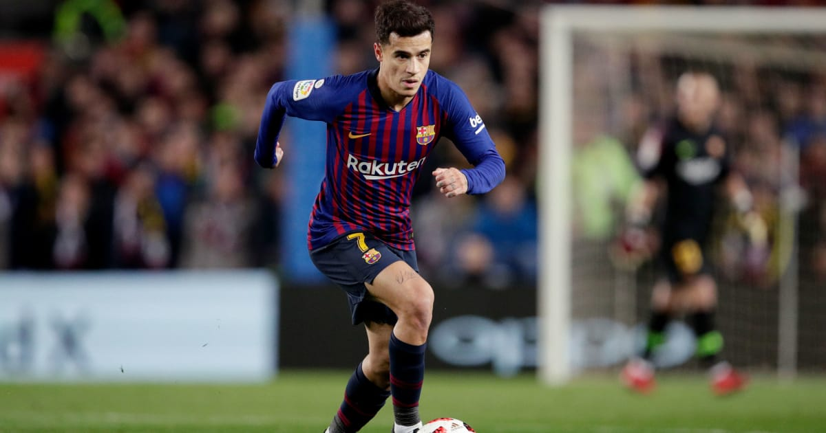 Jurgen Klopp Rules out Liverpool Return for Barcelona's Philippe Coutinho