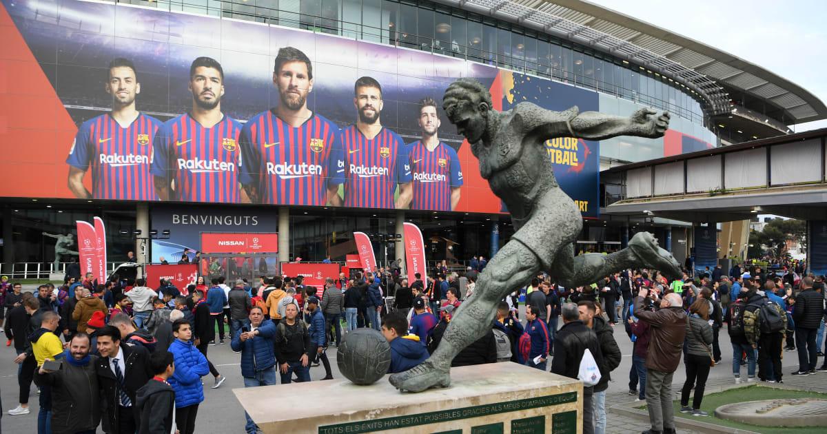 Chelsea Vs Manchester United Vs Fc Barcelona: Susunan Pemain Liga Champions: Barcelona Vs Manchester