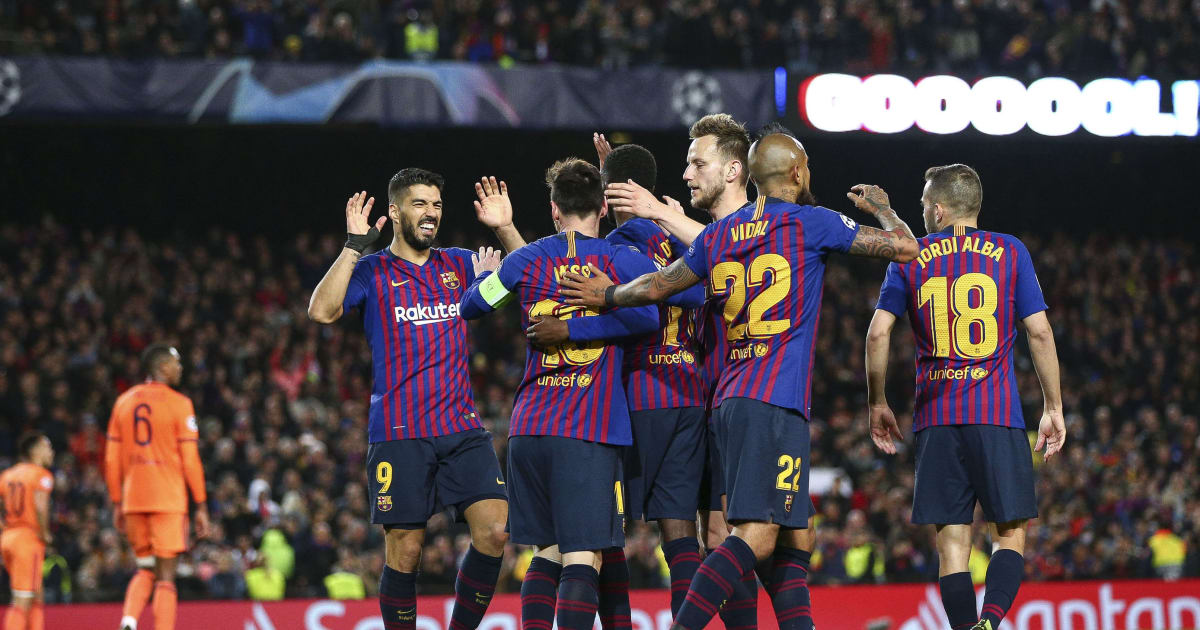 Prediksi Lineup Real Madrid Vs Getafe La Liga: Prediksi Lineup Barcelona Vs Real Betis – La Liga