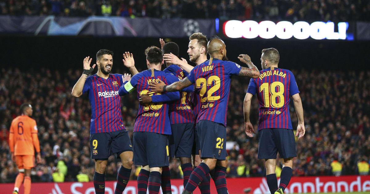 Chelsea Vs Manchester United Vs Fc Barcelona: Prediksi Line Up Barcelona Vs Manchester United