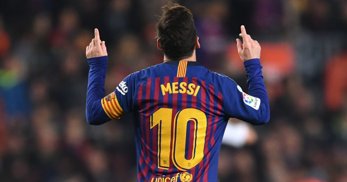 Ghi bàn vào lưới Valladolid, Messi lập kỷ lục ghi bàn cực khủng