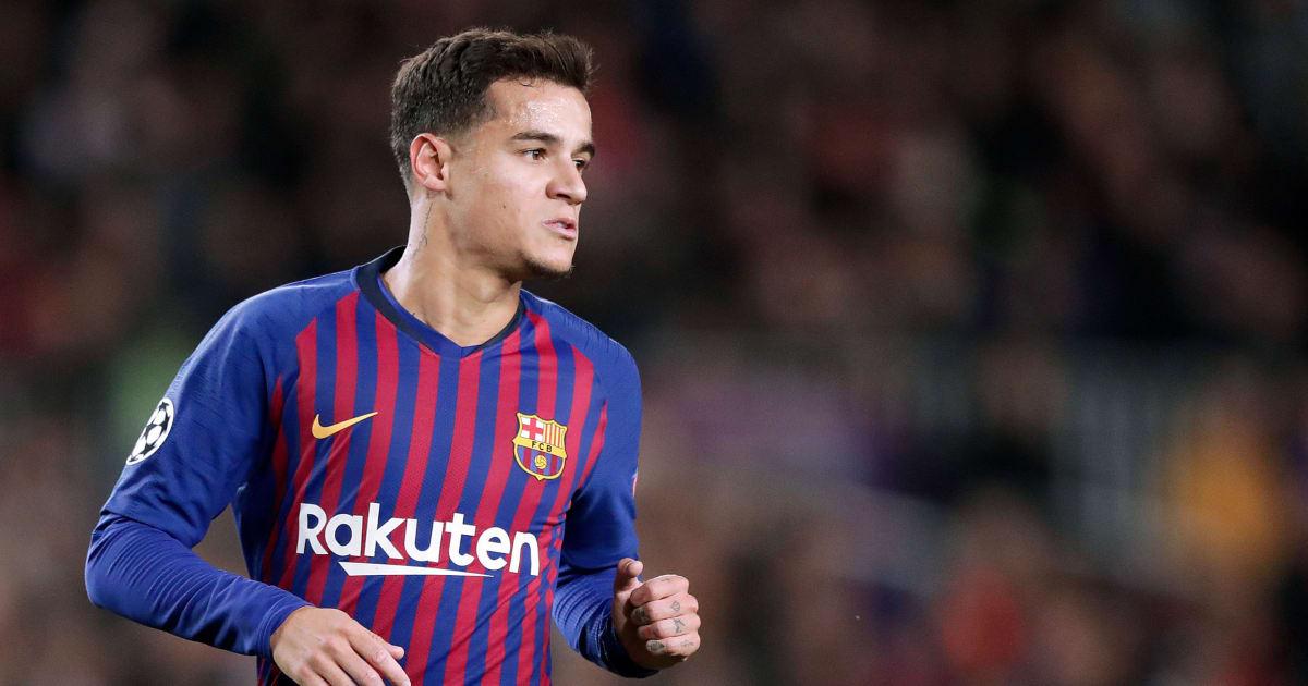 Esquentou! Barcelona abre negociações com clube inglês interessado em Coutinho