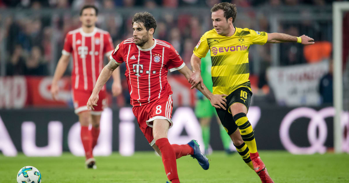 Dortmund Bayern Live