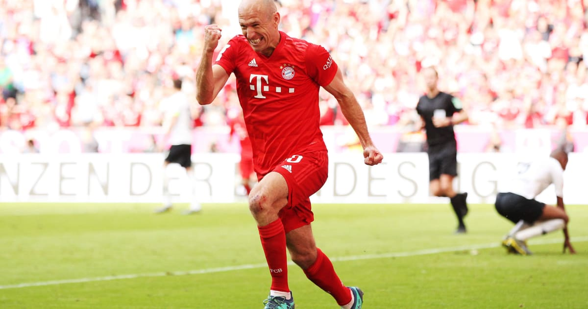 new style 52db0 bfe99 Arjen Robben Reveals Why He Left Real Madrid to Join Bayern ...